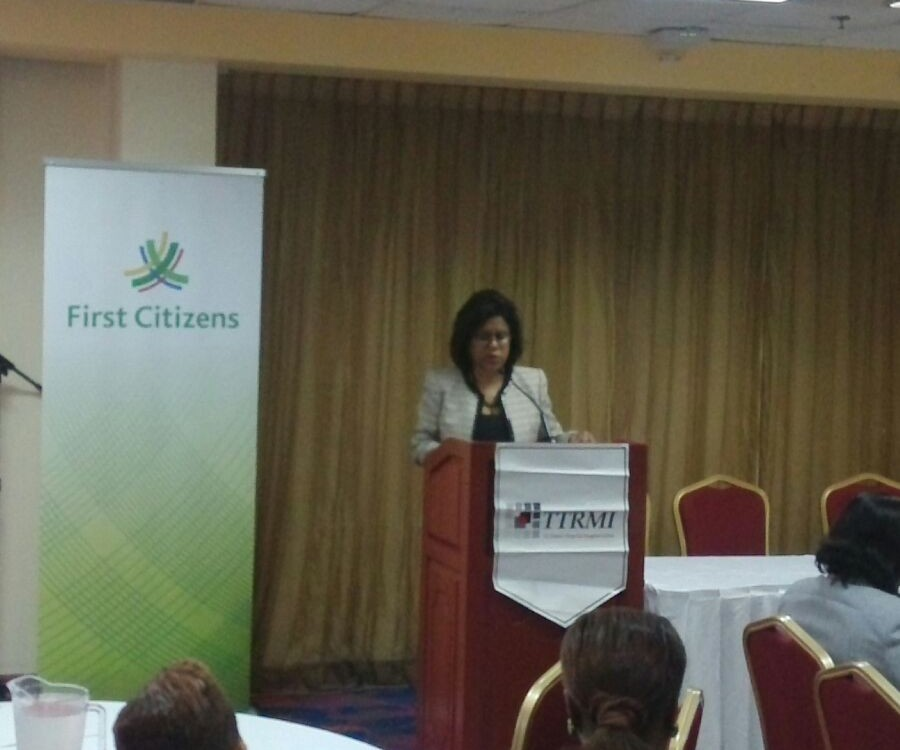 Trade Minister addresses the participants at the Conference