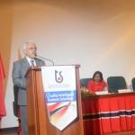 Mr. Lawford Dupres, Board Chairman of Trinidad & Tobago Bureau of Standards - TTBS delivered Welcome Remarks