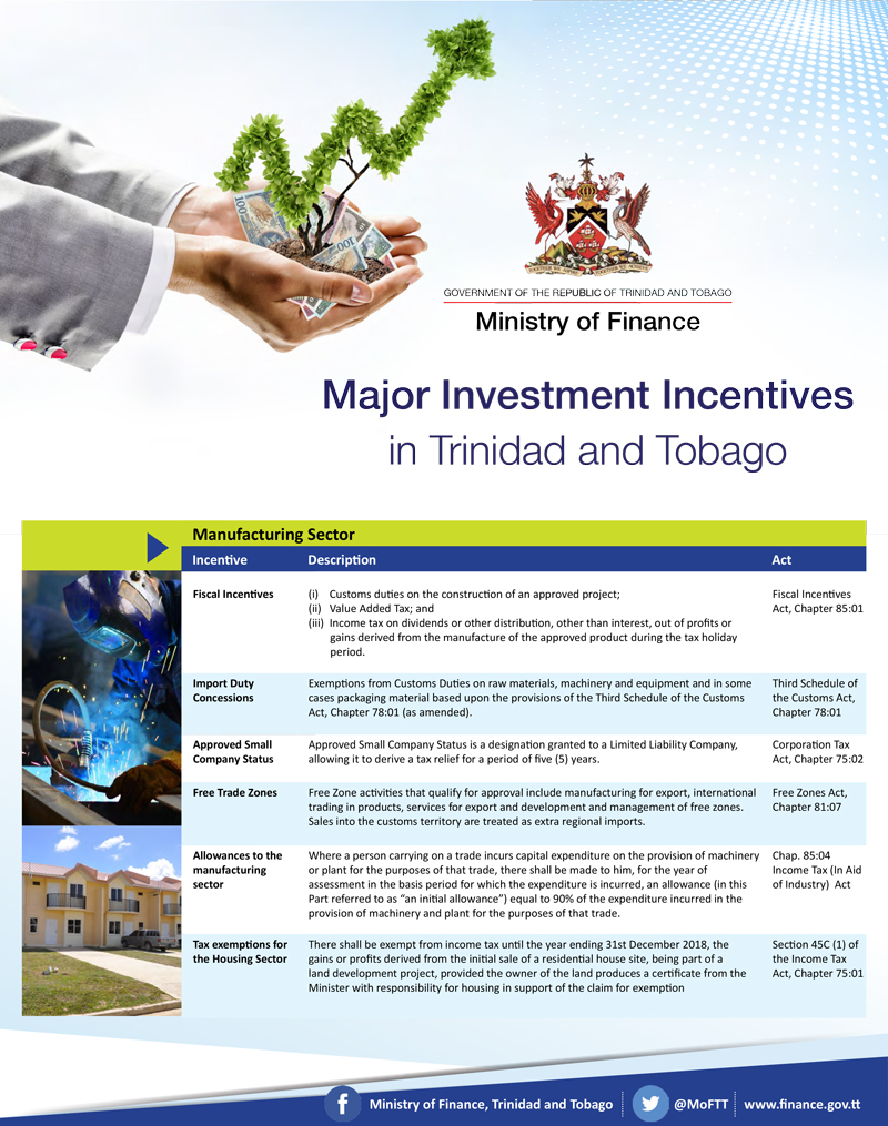 Major-Investment-Incentives-in-Trinidad-and-Tobago-1