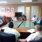 Trade & Industry Minister chairs meeting with stakeholders