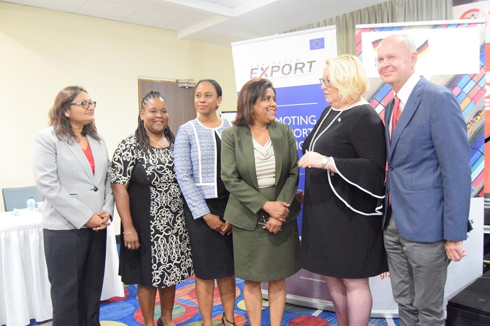 Opportunities for Creatives to Export to Europe - Ministry