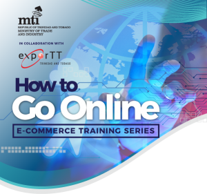E-Commerce Training Series: How to go Online @ ExporTT House
